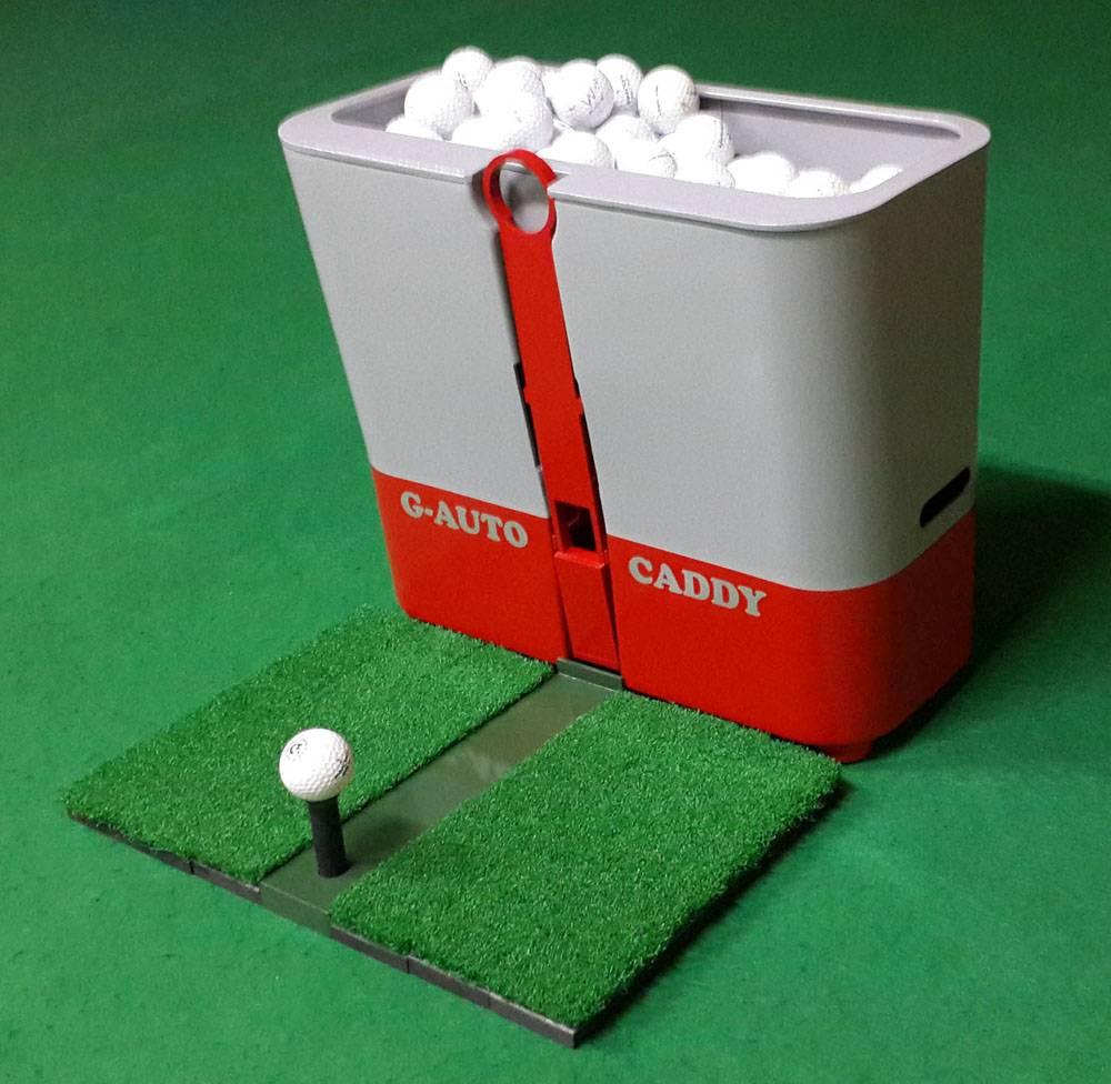 No Power Automatic Golf Ball Dispenser - AUTOTEEUP