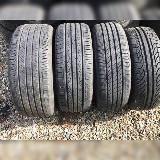 HIGH Quality Used Tires in KOREA