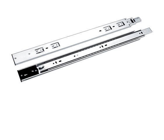 auto-locking ball bearing drawer slide 4509