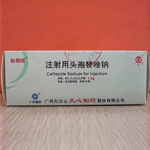 Ceftezole Sodium for Injection