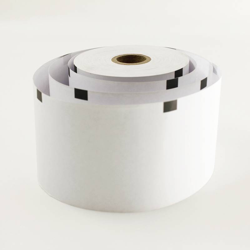 80x100mm ATM machine thermal paper roll
