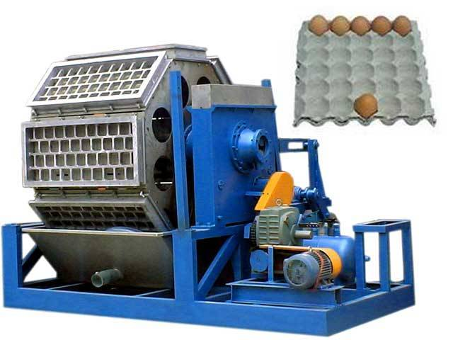 Egg tray production line/ paper egg tray equipment