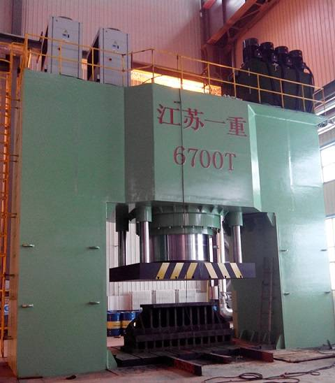 Gantry Type Hydraulic Press