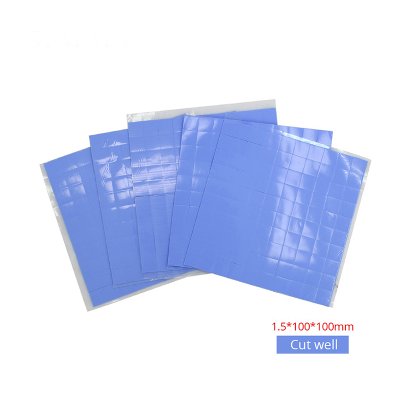 High thermal conductivity heatsink thermal pad