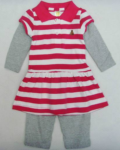 offer baby  carter's bodysuit  with pant