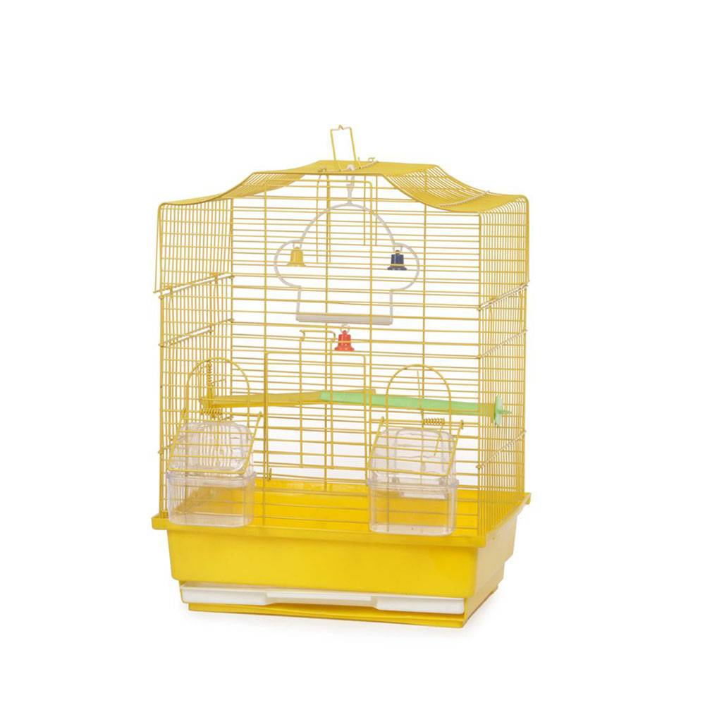 Turkey Folding Metal Bird Cage 30X23X39cm