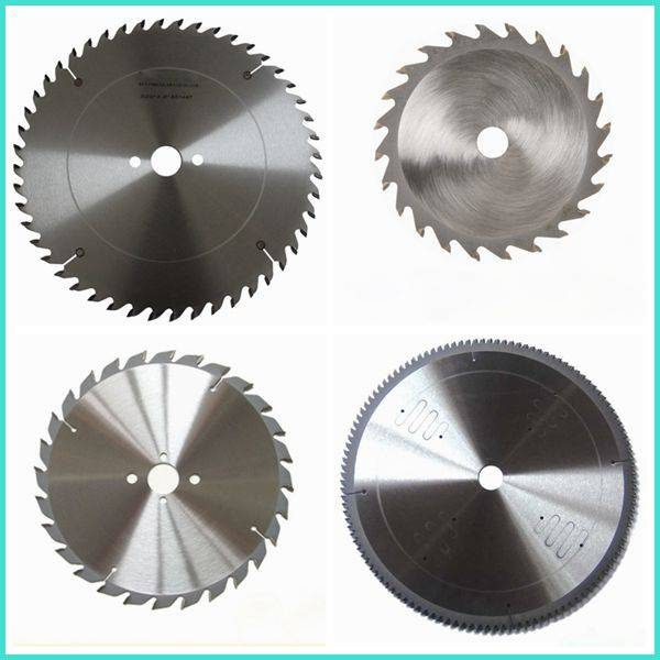 Fast Cutting Tools Tungsten Carbide Tipped TCT Round Circular Saw Blade