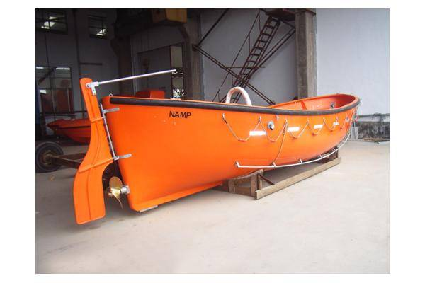 Solas approval Marine emergency escape life boats rescue boats