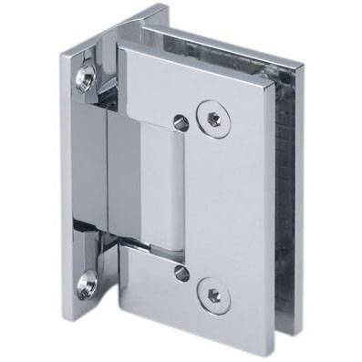 Adjustable Glass Shower Door Hinge, GHA-70S-GTW