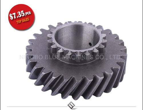 high precision output gear with customized design