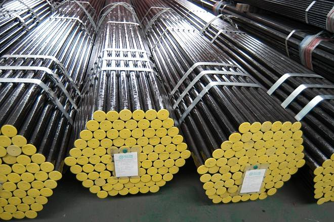 ASTM_A213 seamless pipe