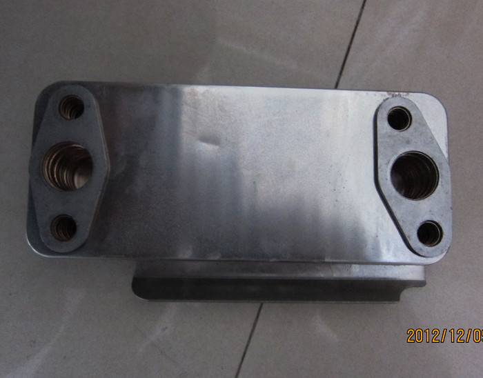 isf 2.8 isf3.8 spare parts Oil Cooler Core 4990291 cummins engine