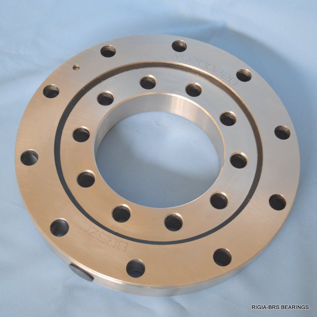 VU200220 rotary table slewing bearing for conveyors