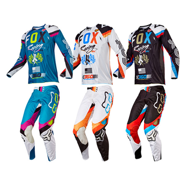 Motocross Jerseys/Pants 360 Rohr Motorcycle Clothing Suit