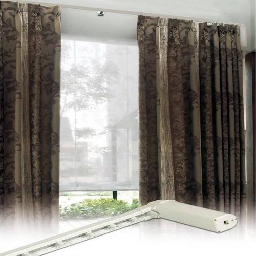 Bintronic Motorized Drapes - Belt Driven (BT-LCT)