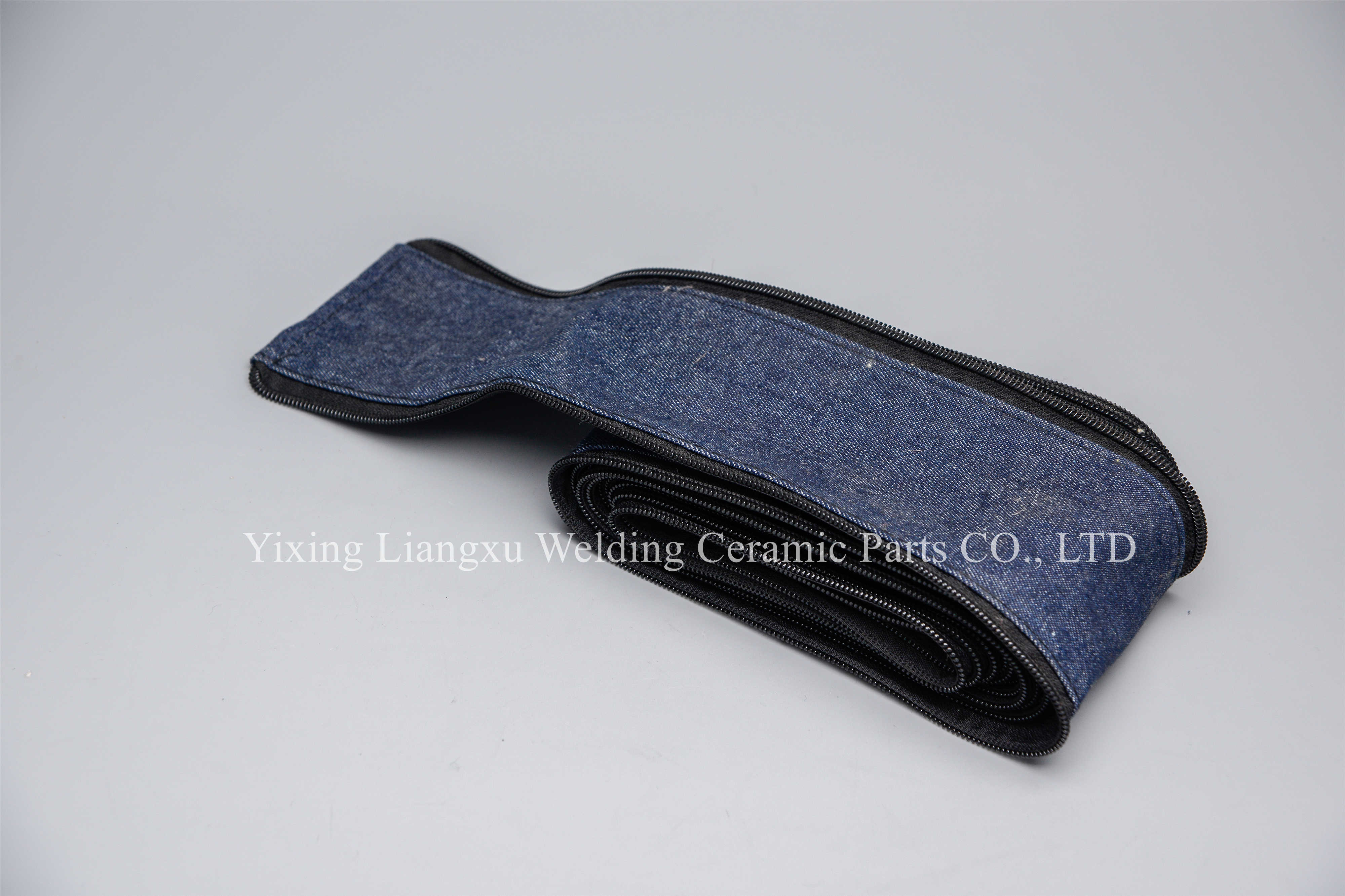 TIG Welding Torch cable cover sheath with zipper