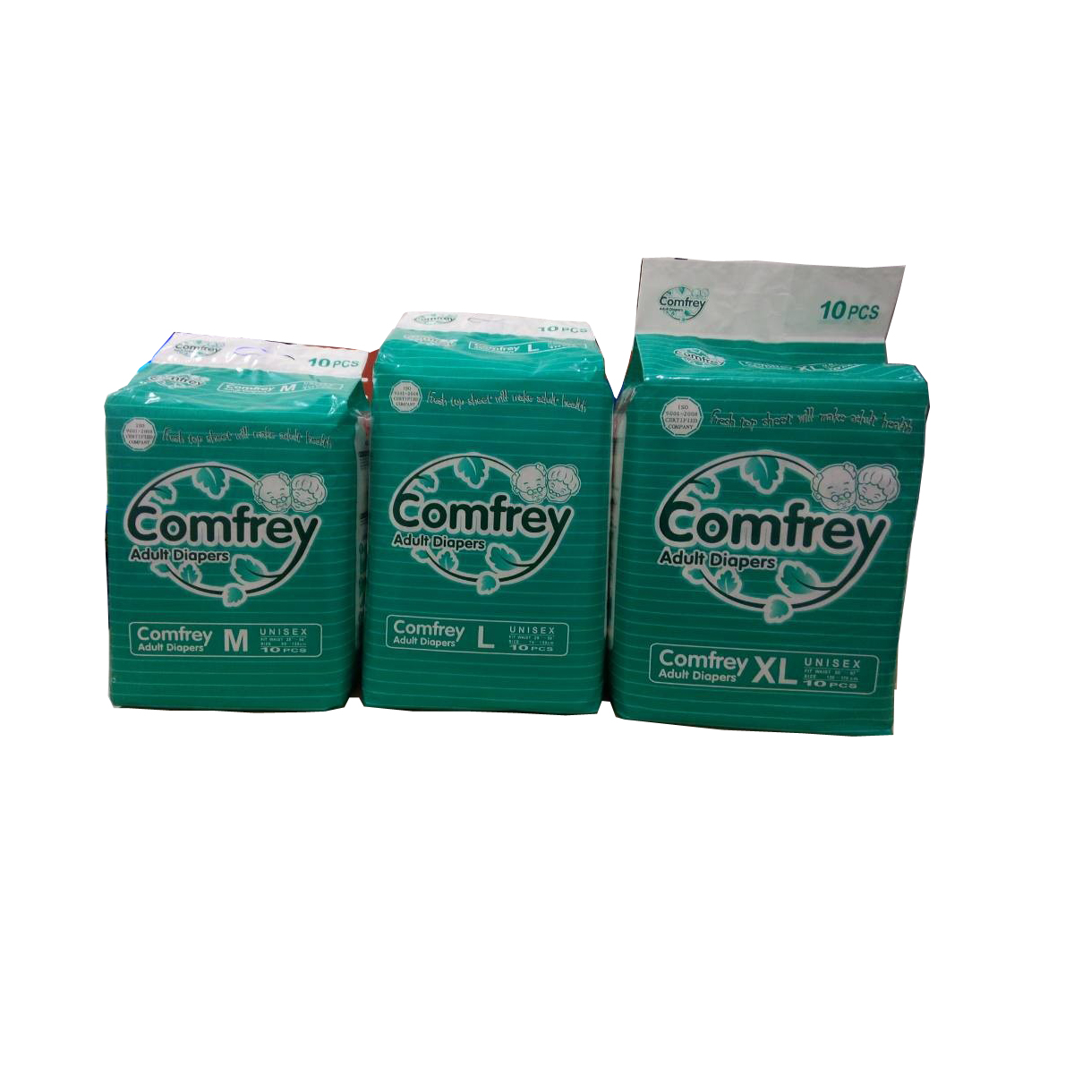Adult Diapers & Incontinence Products for Elderly or Injured