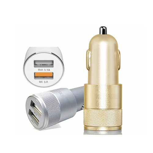 12V Car charger with Quick Charge