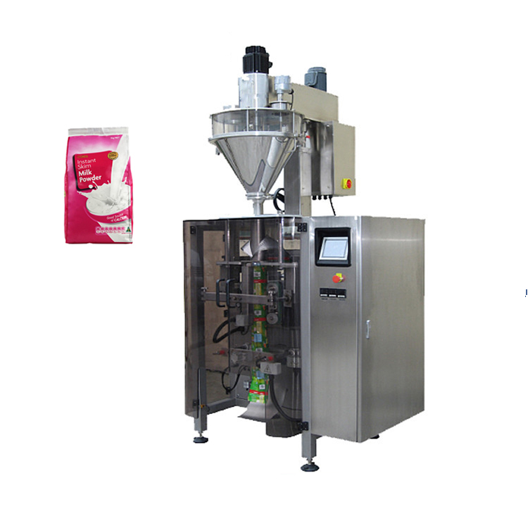 Vertical form fill seal machine masala packing machine