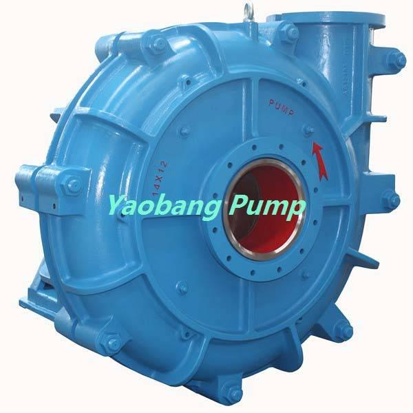 YA Lined Slurry Pump