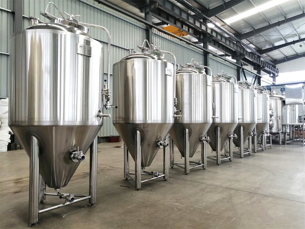 500L 1000L 1500L brewing equipment for beer factory