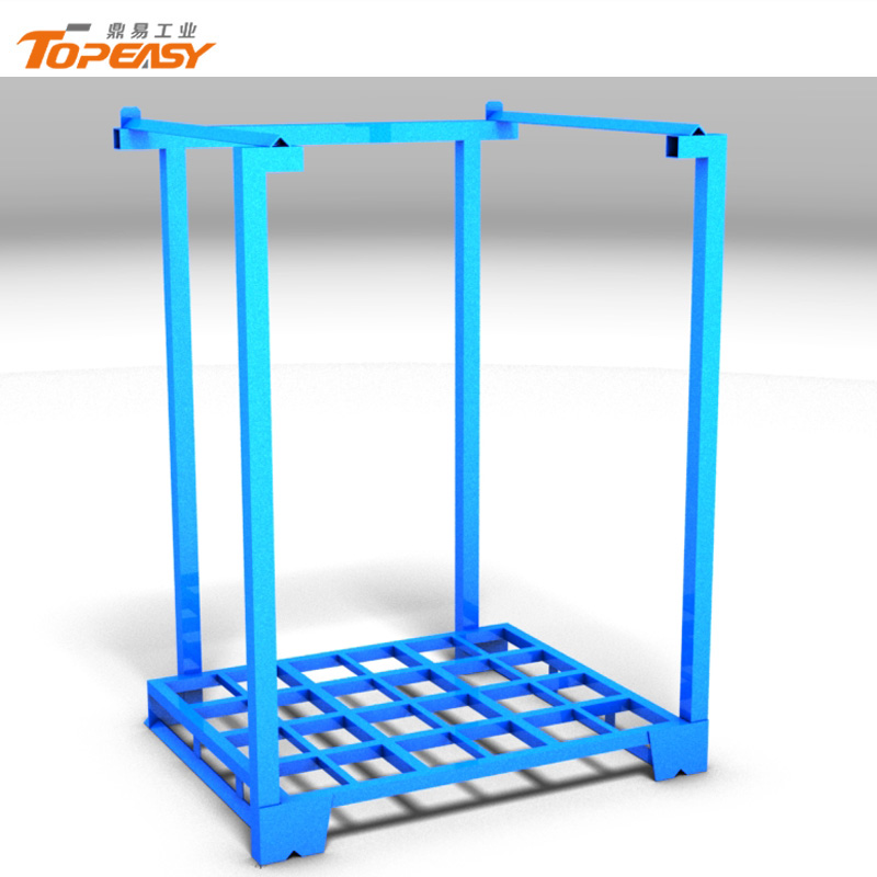 Warehouse Storage Metal Stacking Rack
