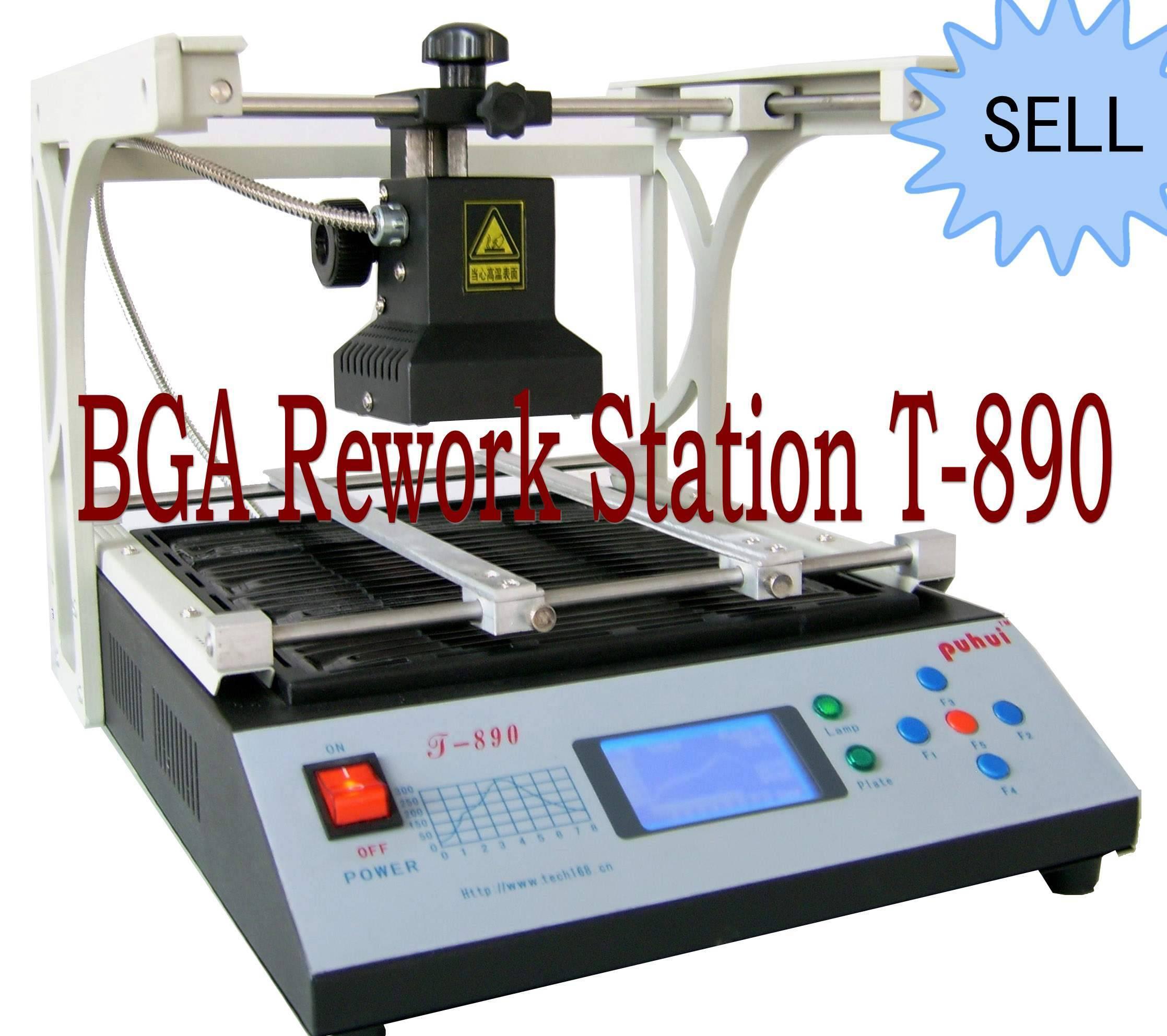 BGA Rework Station T-890