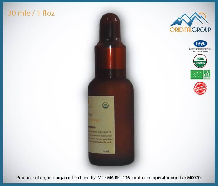 TWICHYA Cosmetic Argan oil with Oregano flavor