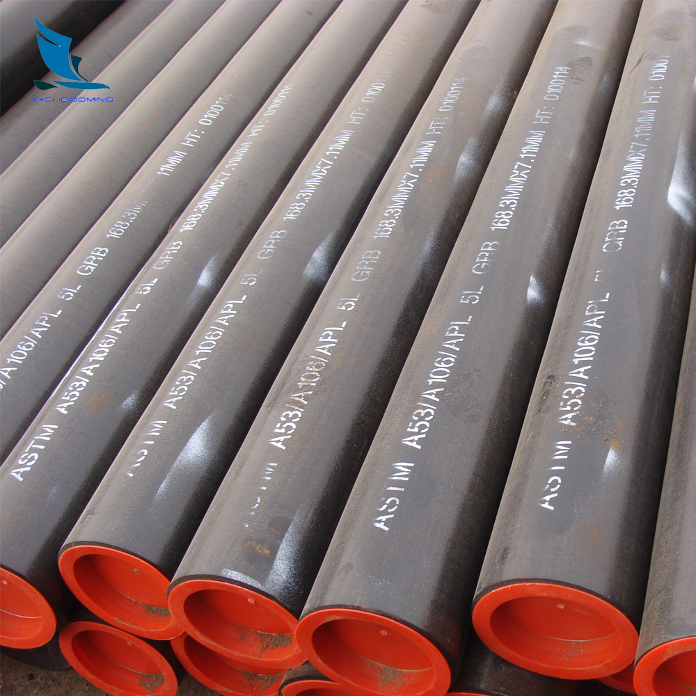 API5L seamless line pipe/gas line pipe