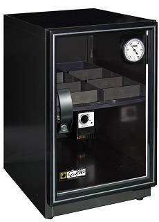 Eureka Auto Dry Cabinet RT-48C for camera, lenses, flashes, and all photography/cinematography equip