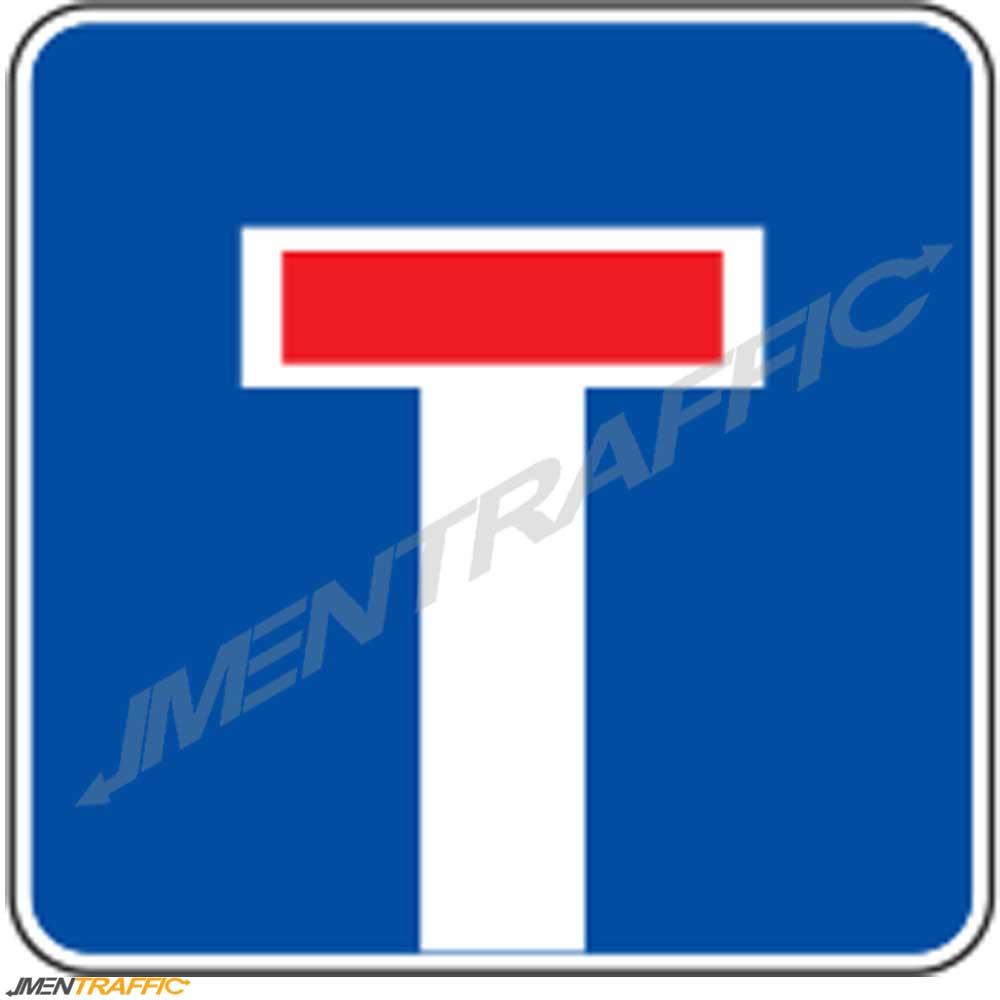 40-40 traffic sign