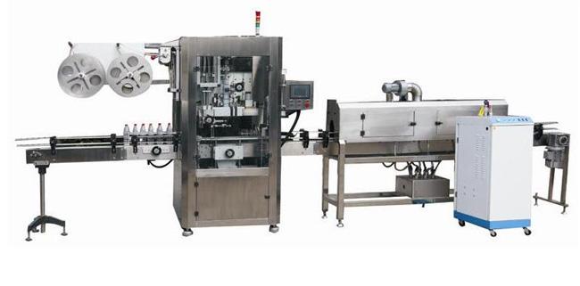 Automatic Sleeve PVC Labeling Machine SLM-250