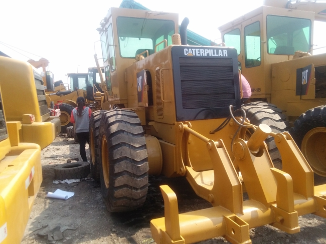 High quality used motor grader 140H for sale