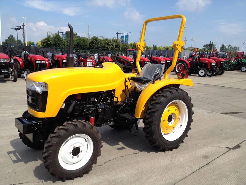 EPA tractor  Jinma 254 284 tractor