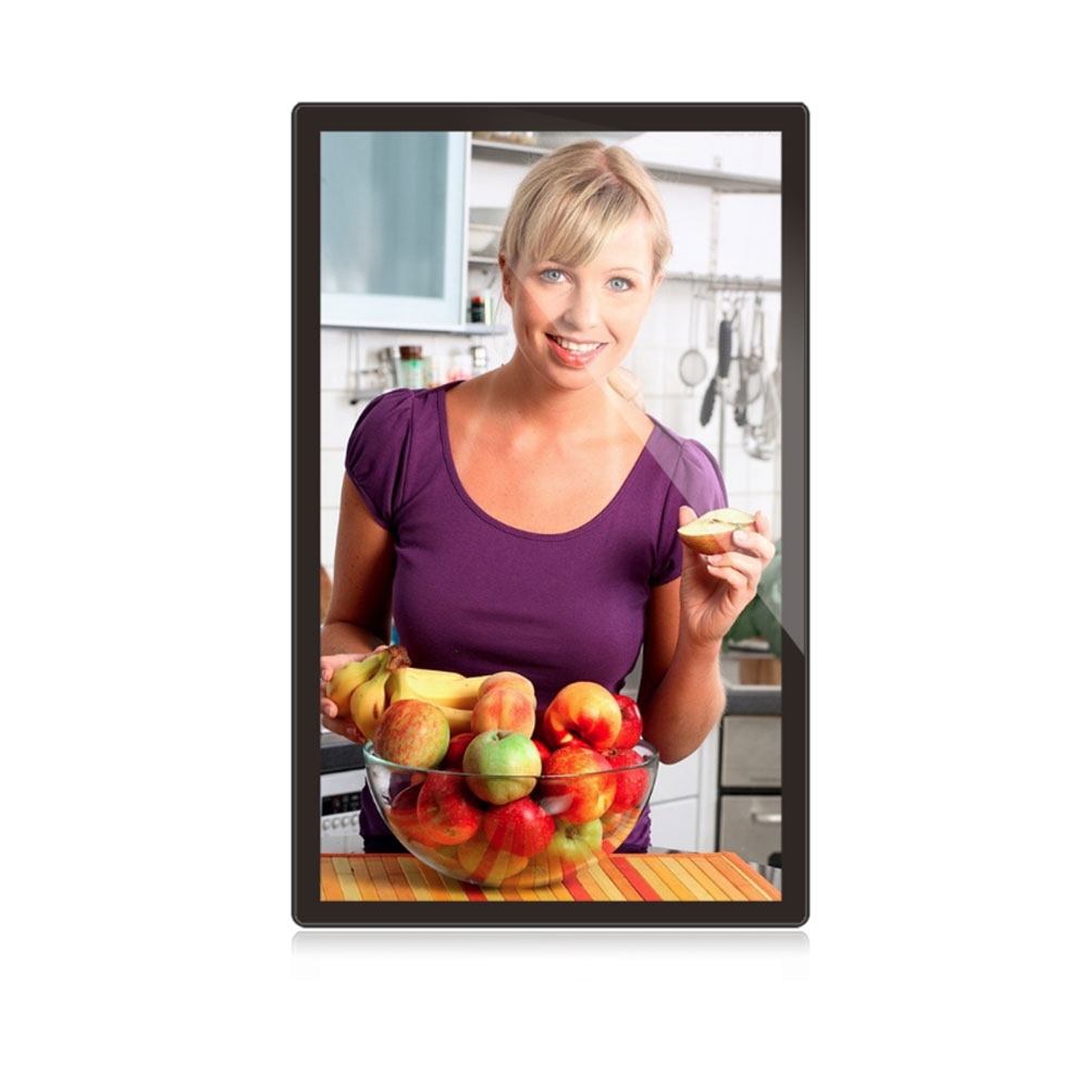 15.6 inch video/ picture looping digital photo frame