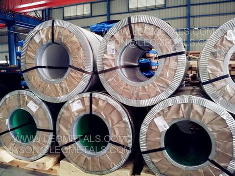 STAINLESS STEEL COILS, STRIPS