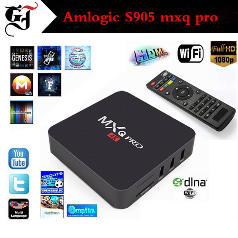 MXQ PRO TV BOX