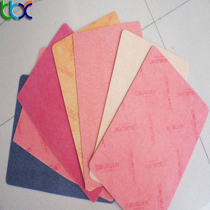 1.5mm Nonwoven fiber insole board cellulose insole shoes insole board manufacturers