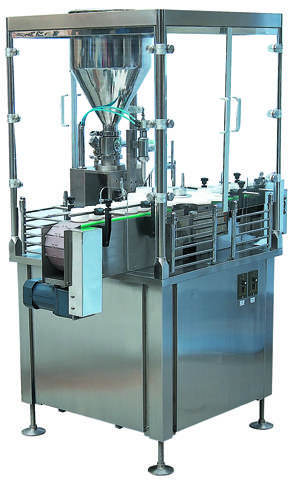 GP-G Series Plunger Type Filling Machine