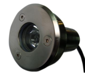 1W high power LED undergrond light