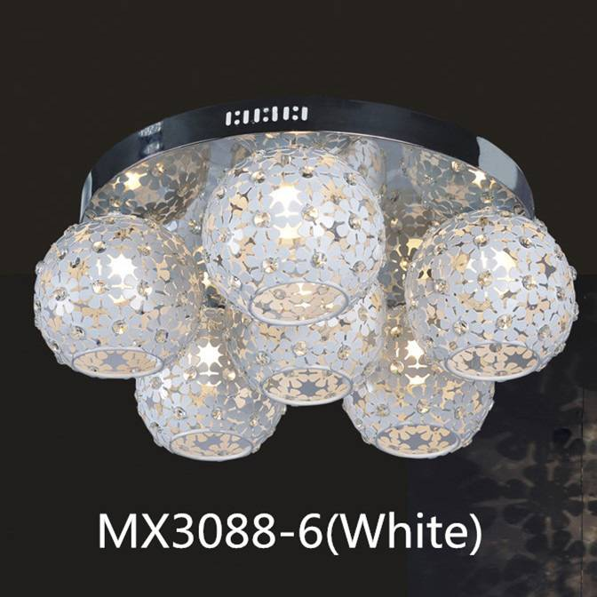 2016 Modern New Model White Ceiling Light
