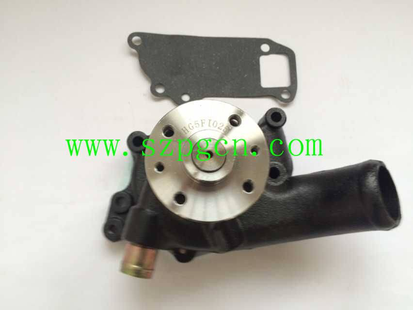 China Supplier EX200-5 6BG1 Water Pump 1-13650017-1 for Excavator