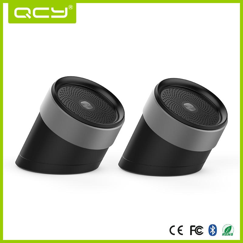 QCY QQ1000 2017 Tws Technology Waterproof Speaker Bluetooth Wireless Speaker