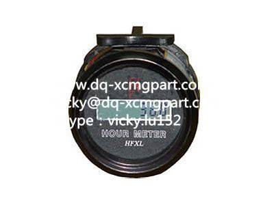 XCMG SPARE PART loader parts ZL30G ZL40G ZL50G ZL50GL ZL60G LW300K LW321F chronometer