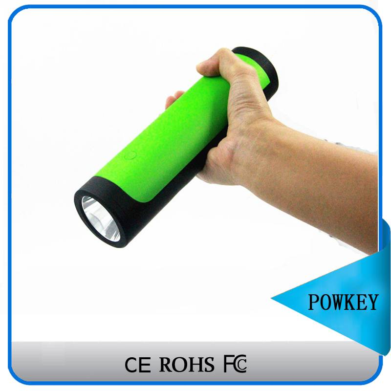 2016 fashion torch design handy mini jump starter power bank 12V auto emergency tool kits