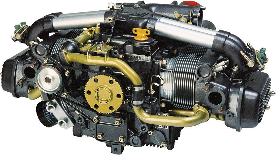 LIMBACH L 2400 DFI/EFI- 74 kW