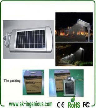 High Quality 10W Solar Dusk To Dawn Lights,Led Street Lights