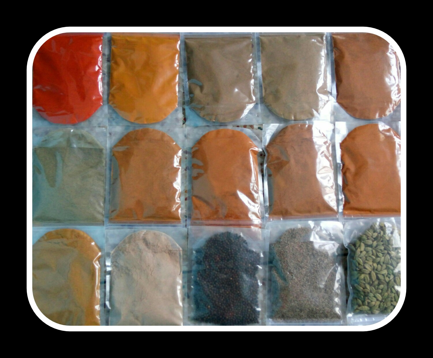 Manufacturers, Exporter and Supplier of Indian spices powder & whole.