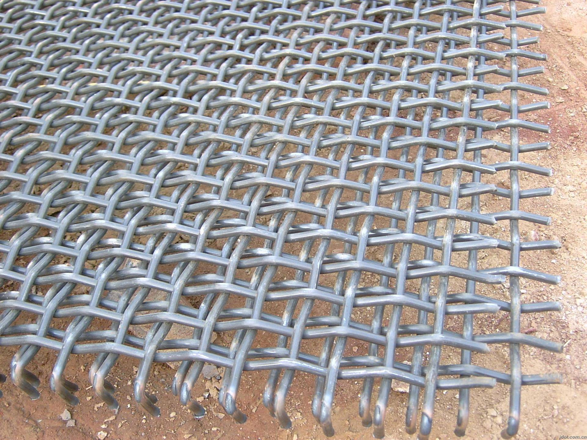 Quarry and mine Vibrating screen mesh