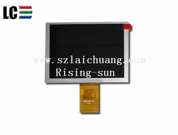 CMI Innolux display 5 inch TFT LCD ZJ050NA 08C
